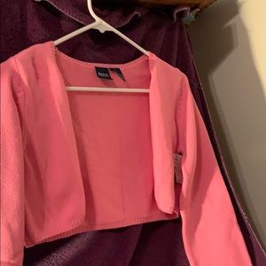 Basic Editions Girls Half Sweater Size 14/16